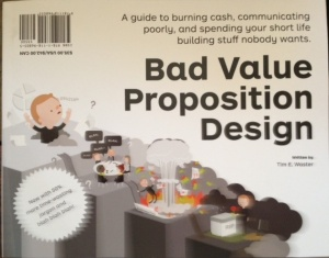 Bad Value Proposition Design cover