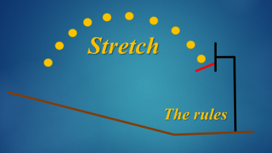Stretch-the-rules